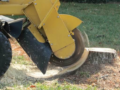 Grinding Stump